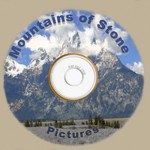 Logo Mountains of Stone CD