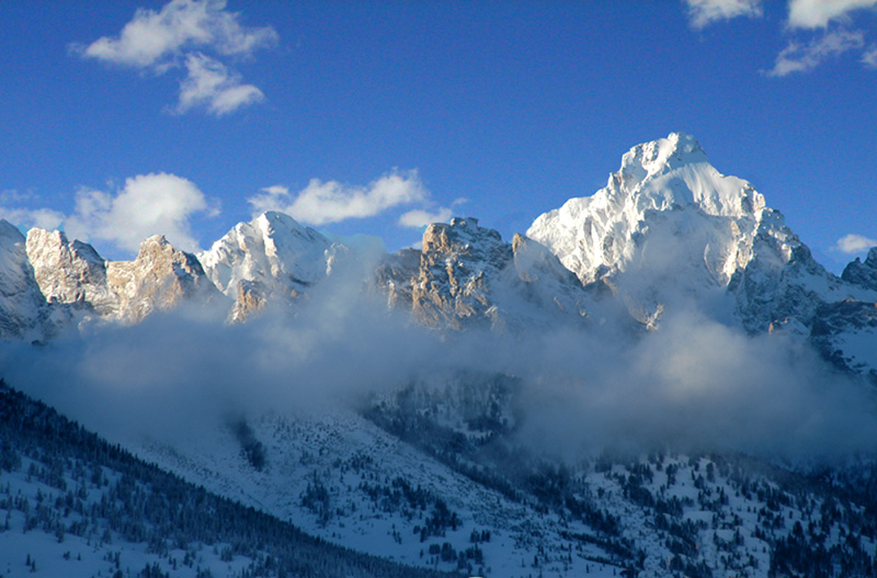 Names for Grand Tetons