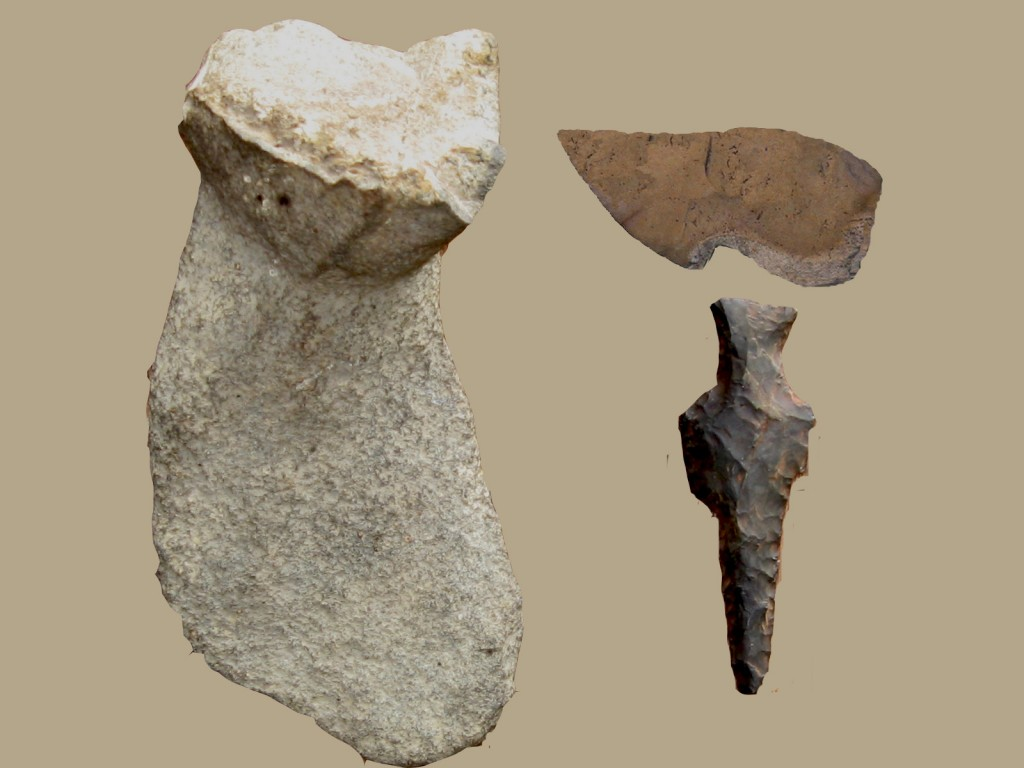 Indian Tool from Northeast