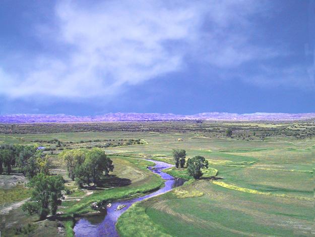 """1833 Horses Creek Meadows N42° 51' 42"""" W110° 9' .05"""""""