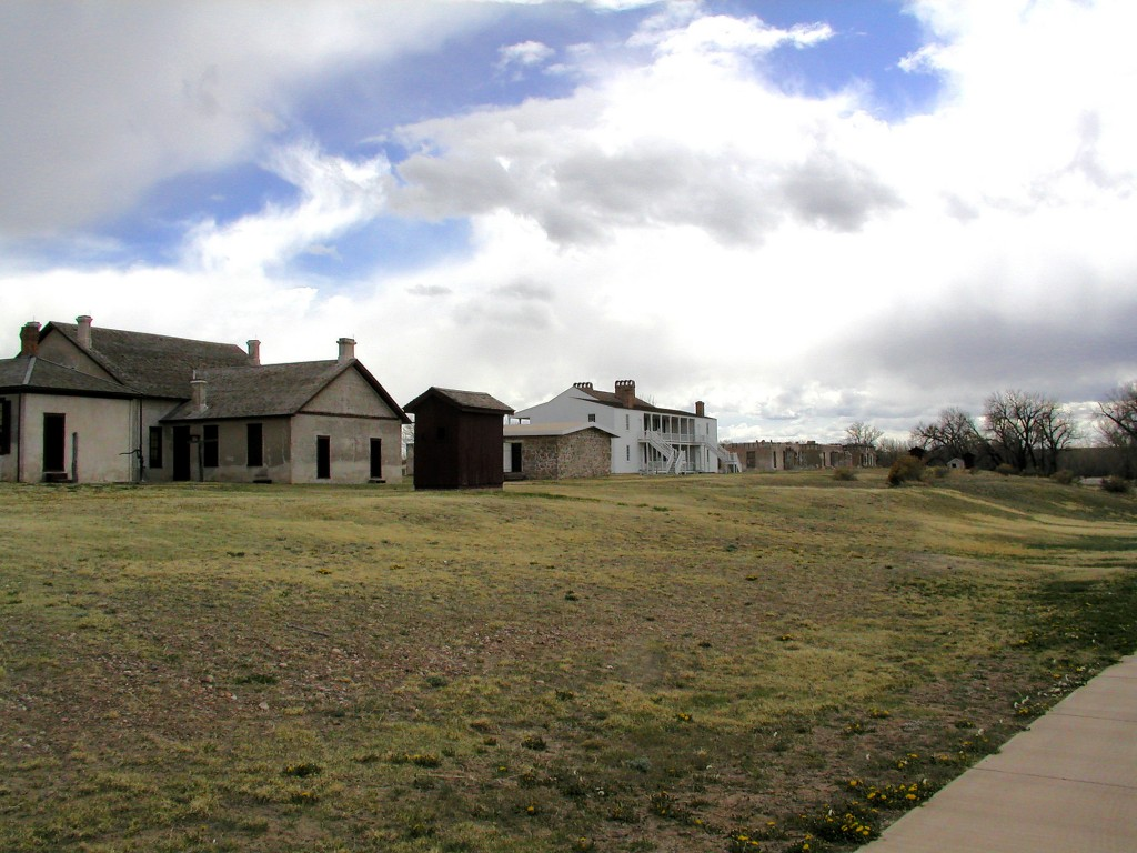 Fort Laaramie Wyoming