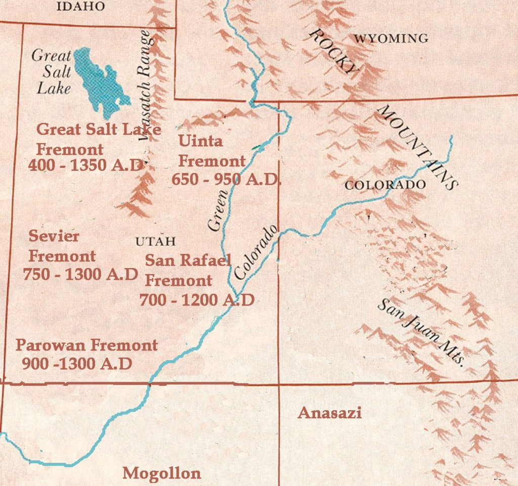 Fremont Indians of Utah