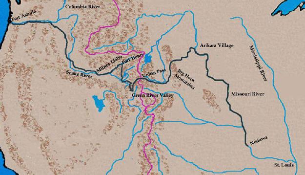 Hunt Map
