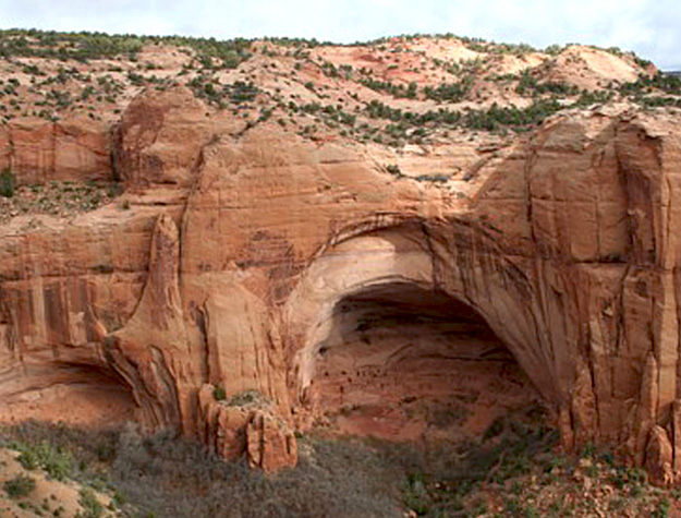 Betatakin Ruins in Navajo National Monument