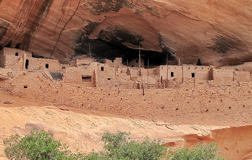 Keet-Seel ruins