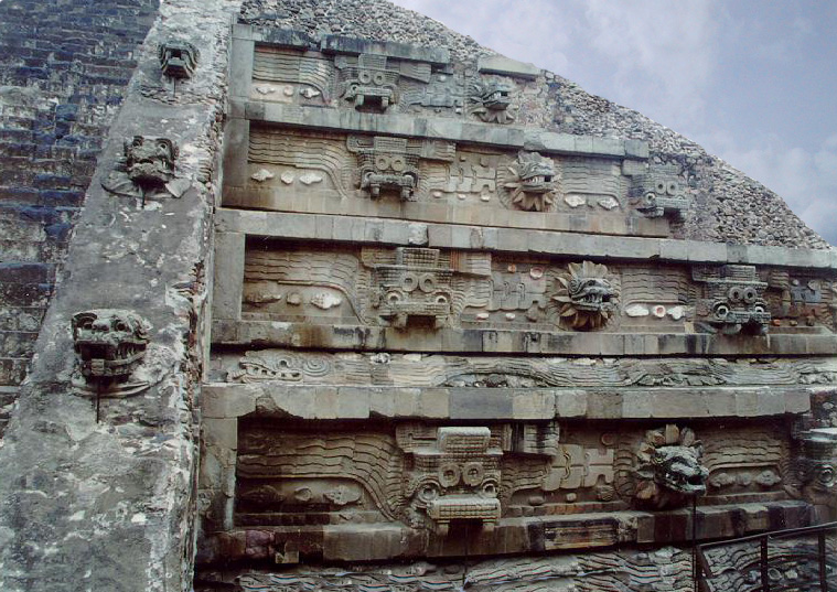 ME-Temple of Quetzalcoatli