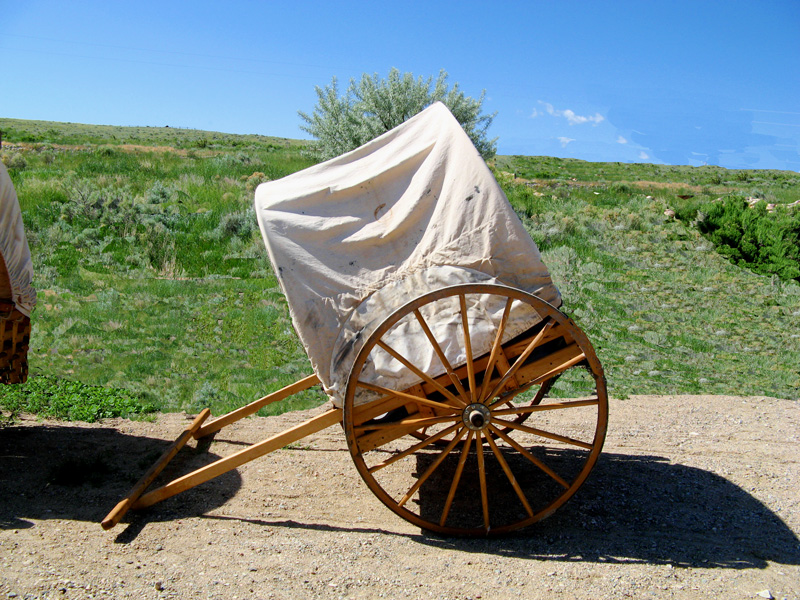MH-Handcart Covered