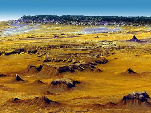 Monument Valley NASA