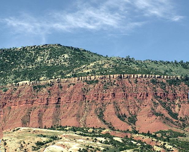 Red Bluffs