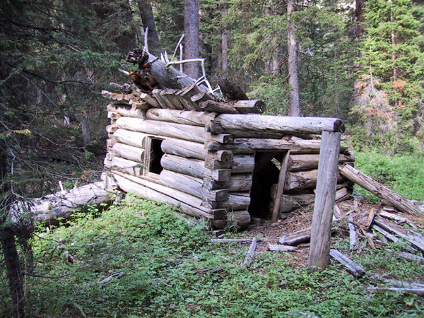 Sheep Creek Cabin