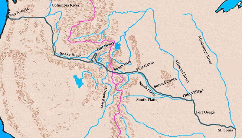 Stuart Map
