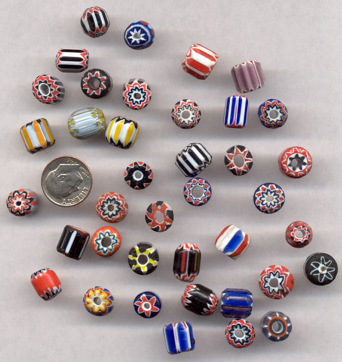 Indian Trade Beads American Western Expansion