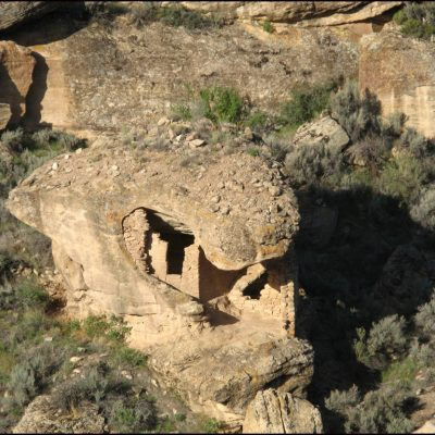 Boulder House - Hovenweep