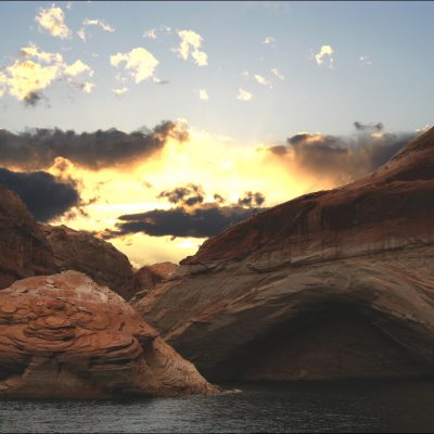 Clear Creek - Lake Powell