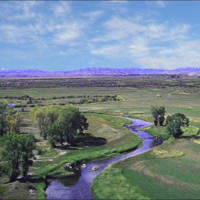 Horse Creek Meadows - Pinedale, Wyoming