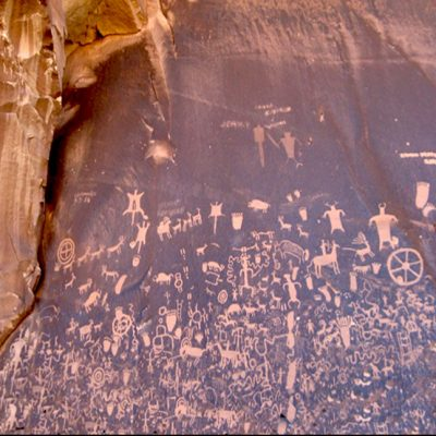Newspaper Rock - CNP
