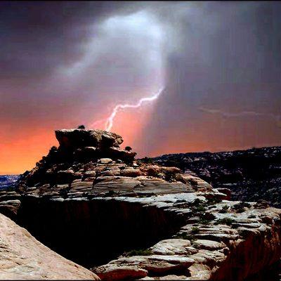 The Citadel- Cedar Mesa